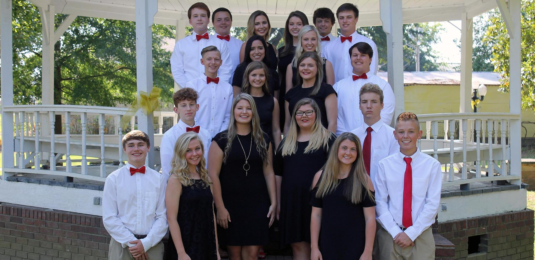 BHS Homecoming Court