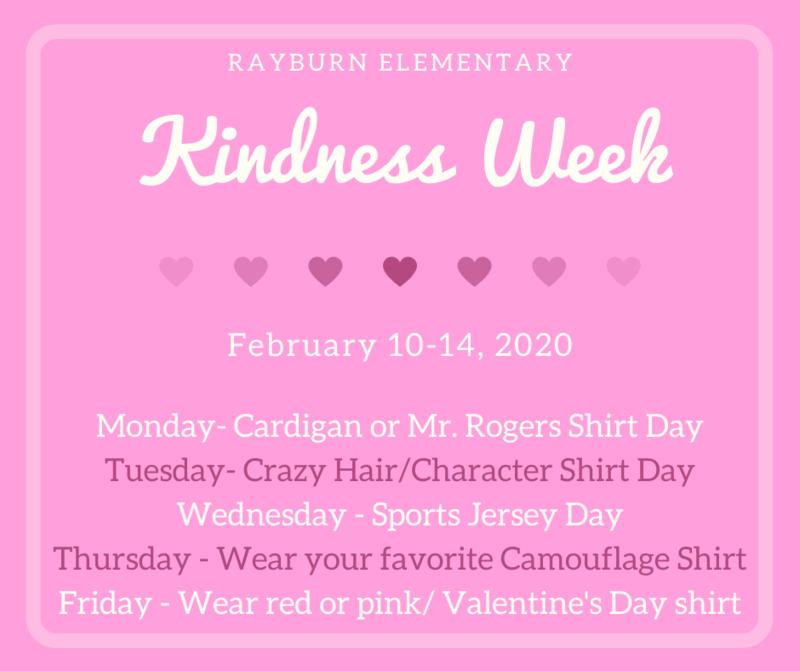 kindess week