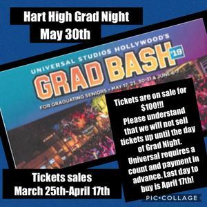 2019 Grad Night