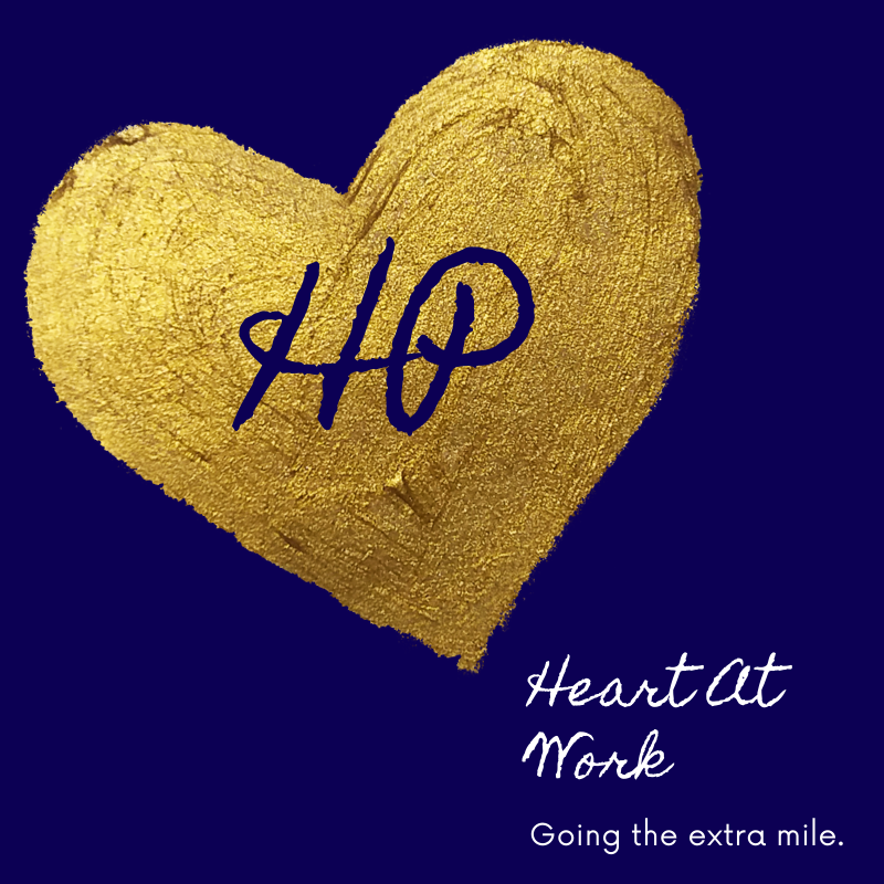 Heart at work logo