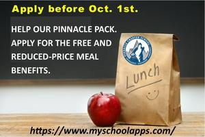 Free Reduced Price Meal Benefits