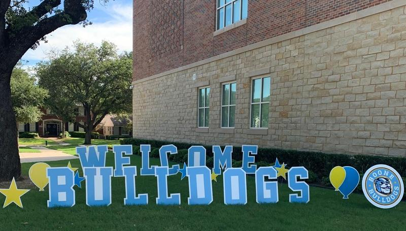 Welcome Bulldogs! Featured Photo