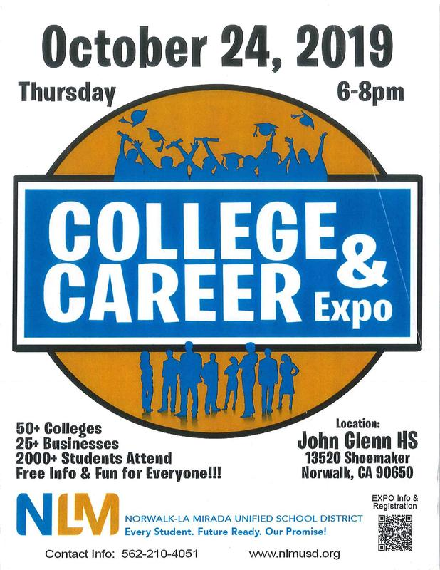 College & Career Expo 2019 Featured Photo