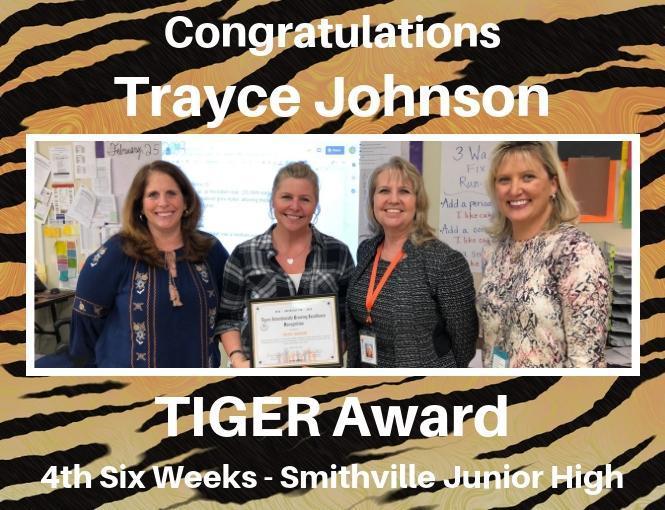 Trayce Johnson