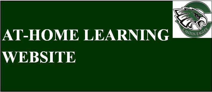 At-Home Learning Website
