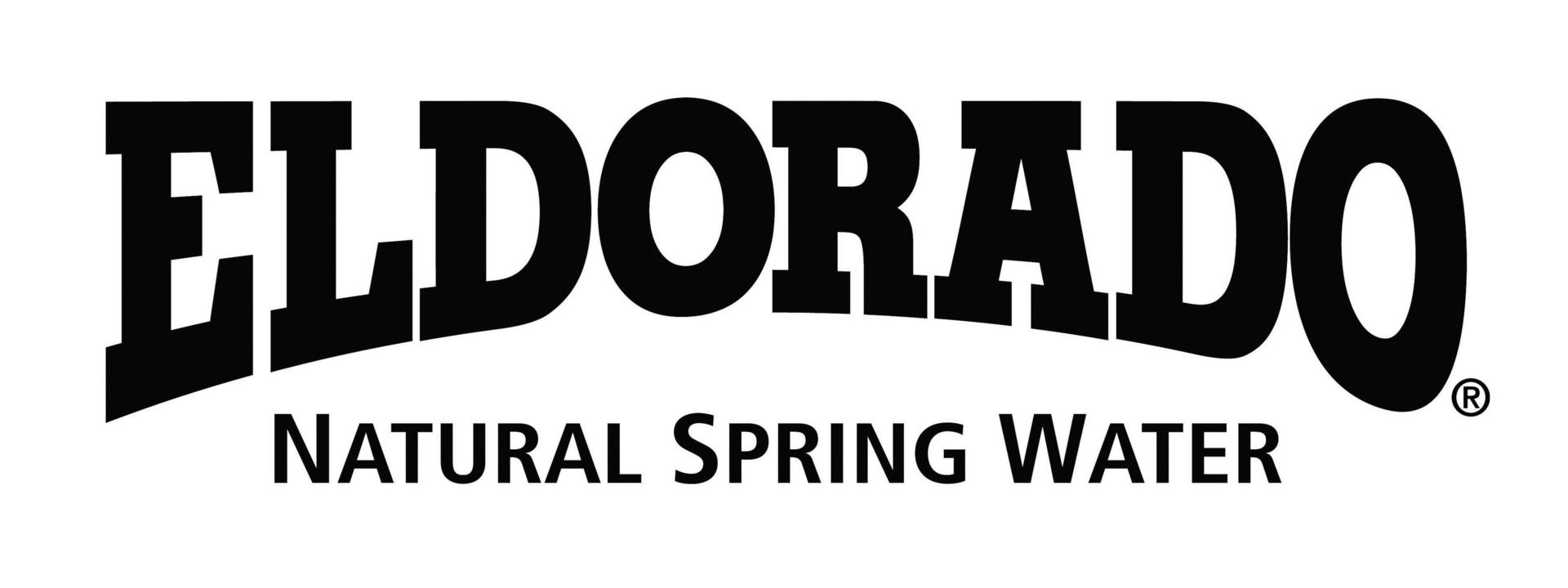 Eldorado natural springs water logo