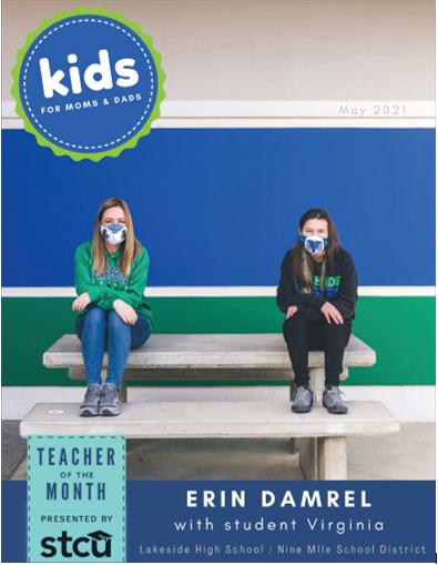 Kids Newspaper - May Edition Thumbnail Image