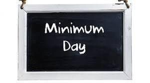 Minimum Day!/Dia Minimo