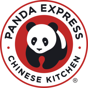 pANDA Express logo in red and black lettering