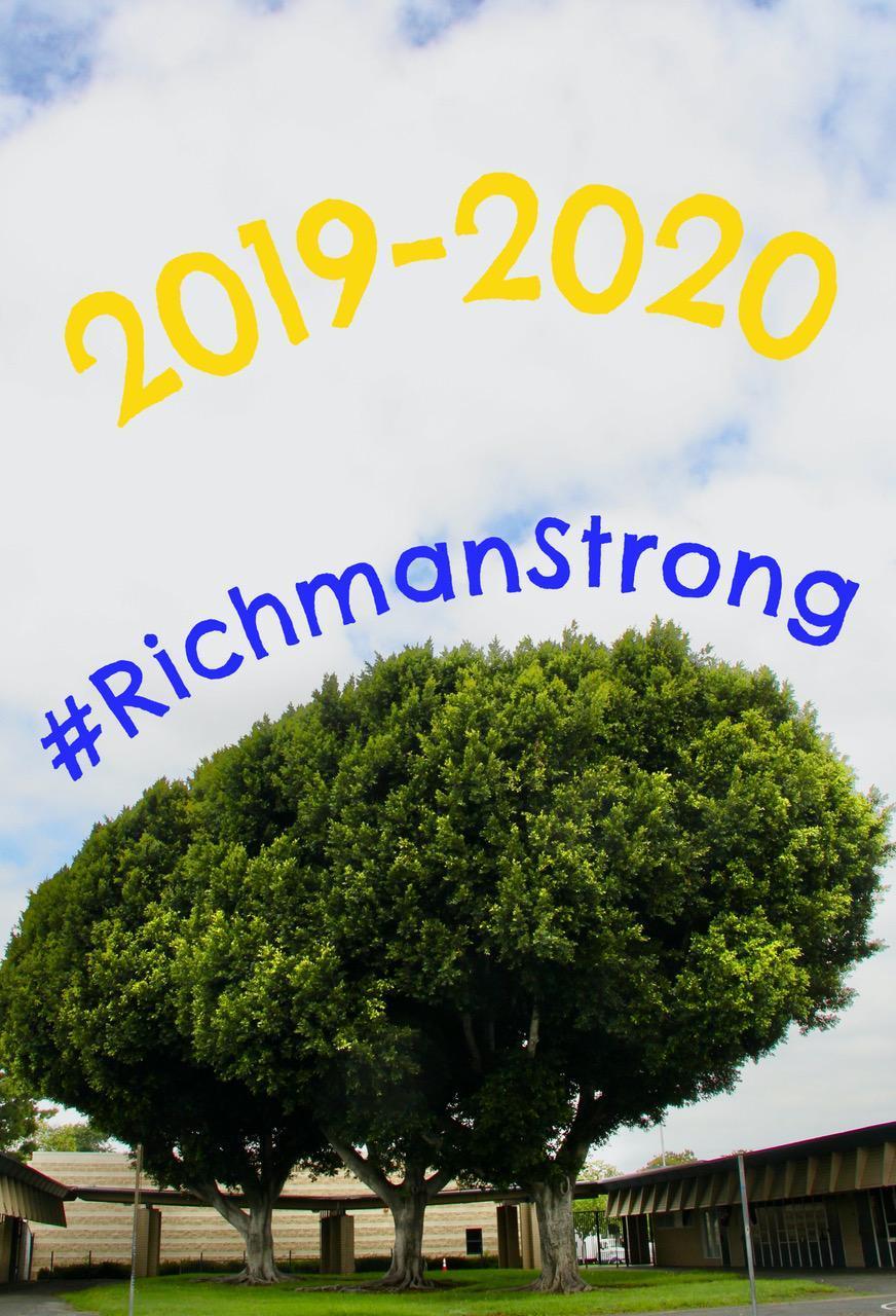 Trees at Richman