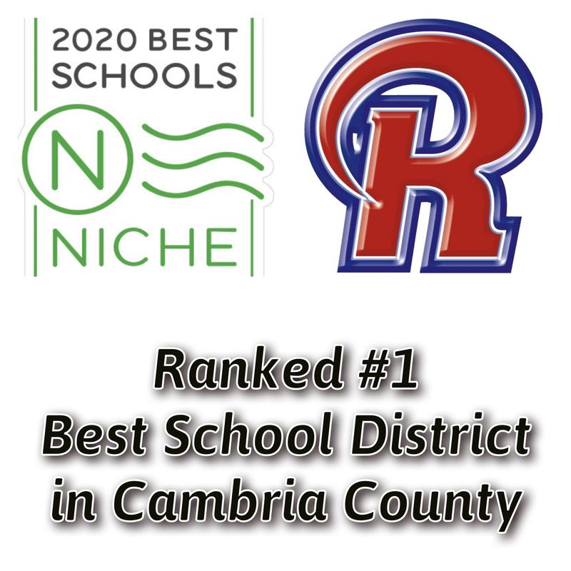 Richland School District Named #1 Best School District in Cambria County by Niche.com Featured Photo