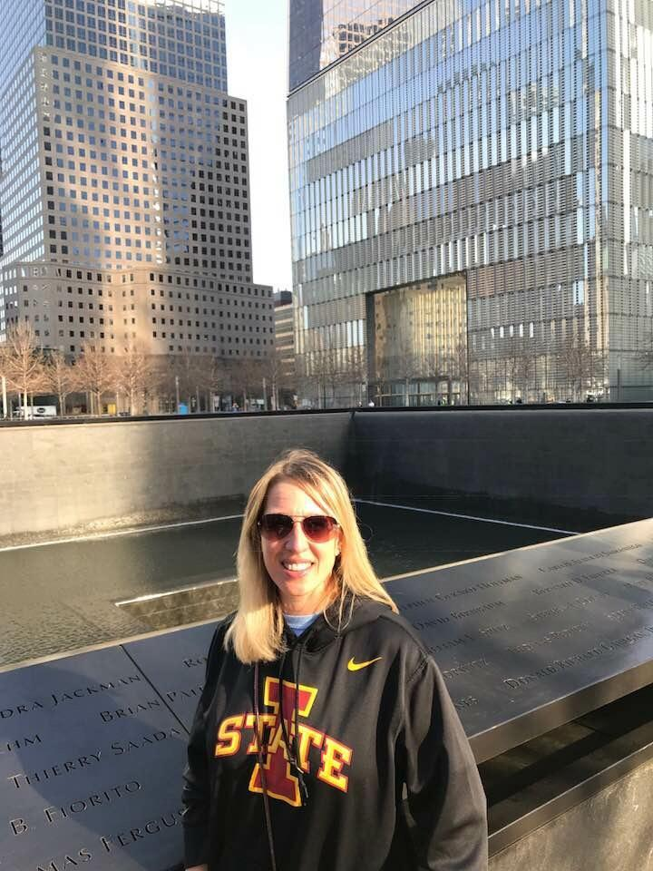 9-11 Memorial / AERA Presentation in NYC