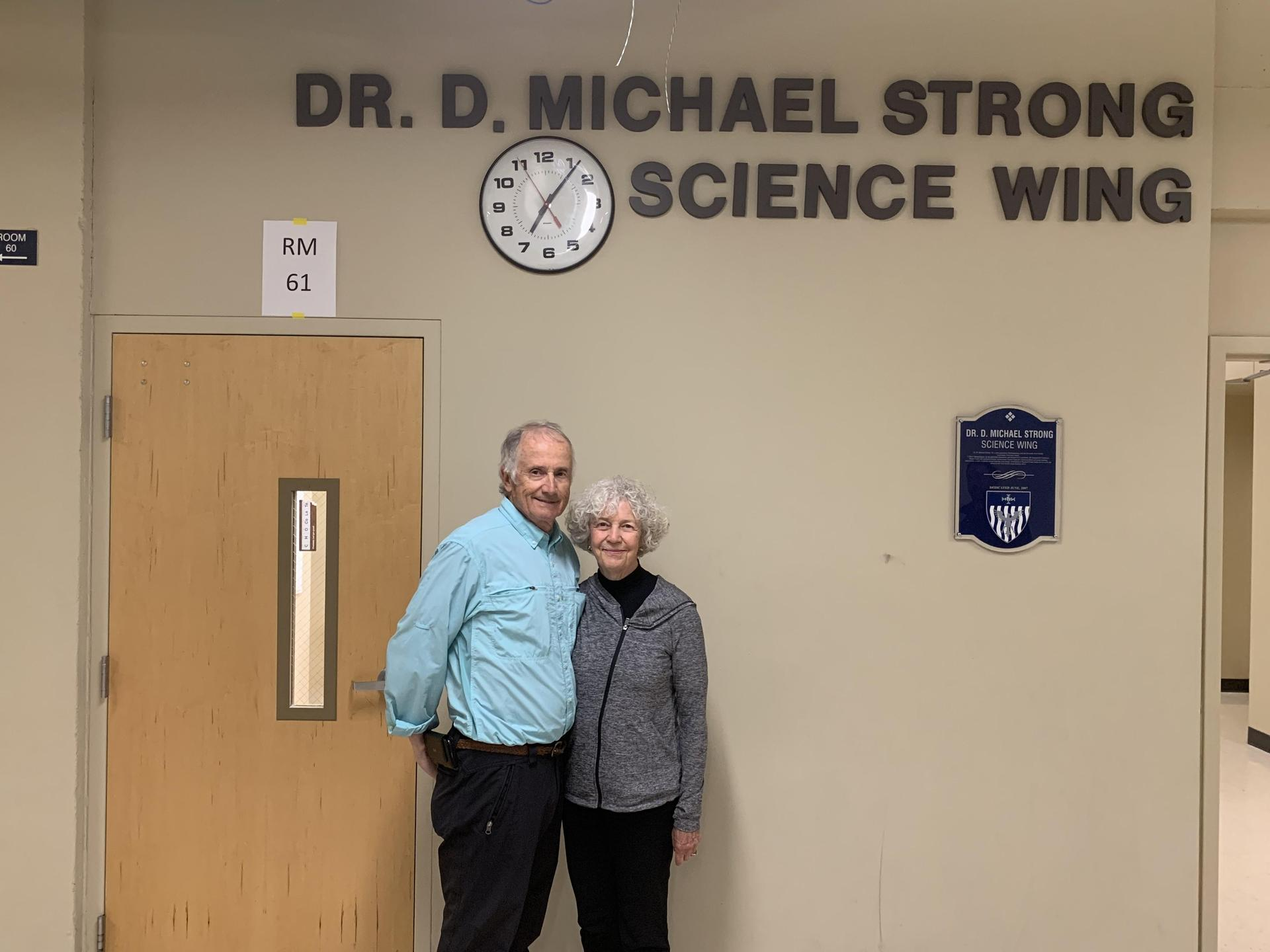 Dr. Mike Strong