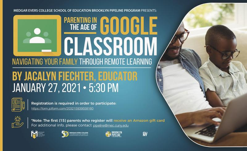 Parenting in the age of Google Classroom