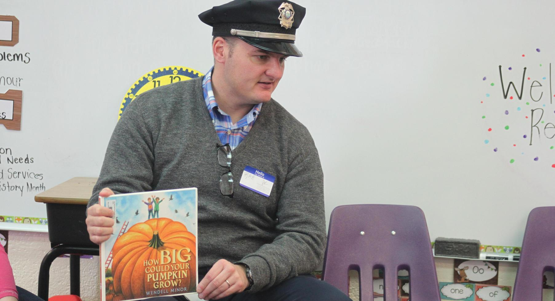 Read Across America City Manager