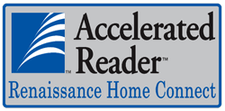 clipart of Accelerated Reader home connect