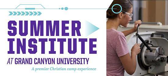 Summer Institute at GCU Featured Photo