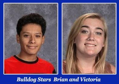 Brian & Victoria