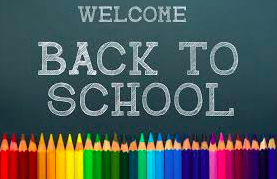 Welcome Back Letter from Principal Remick Thumbnail Image