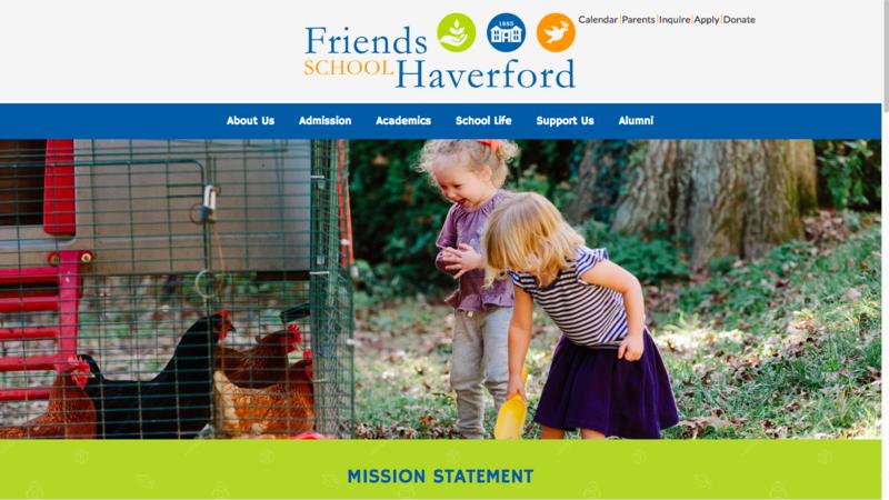 School Website Design of the Week: 9/06/2018 Featured Photo
