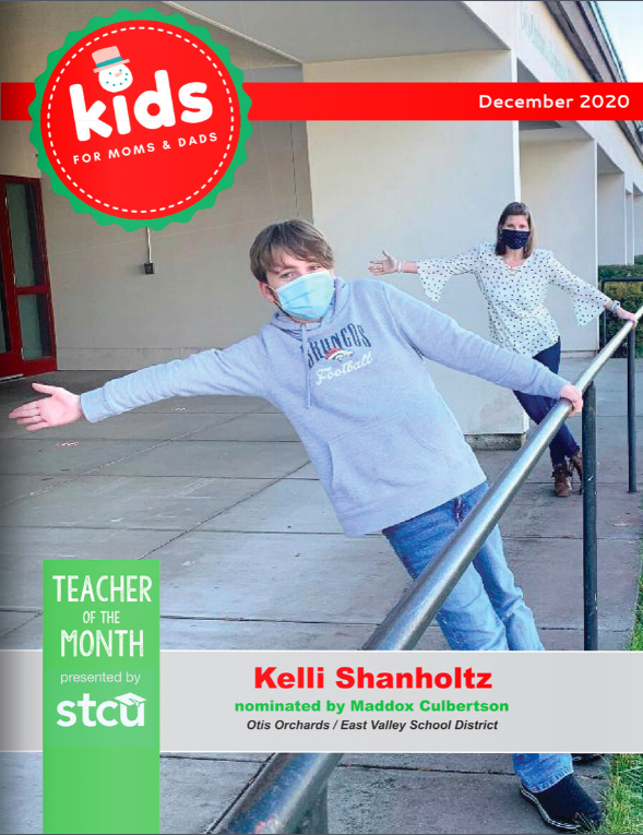 December Kids Newspaper