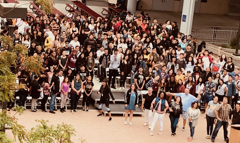 Graduation Practice 2018