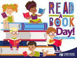 It's National Read a Book Day! Thumbnail Image