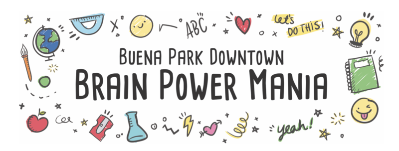 Submit your receipts from Buena Park Downtown and earn $$$ for our school! Featured Photo