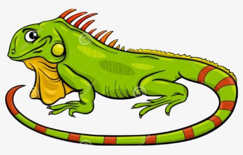 clipart of a lizard