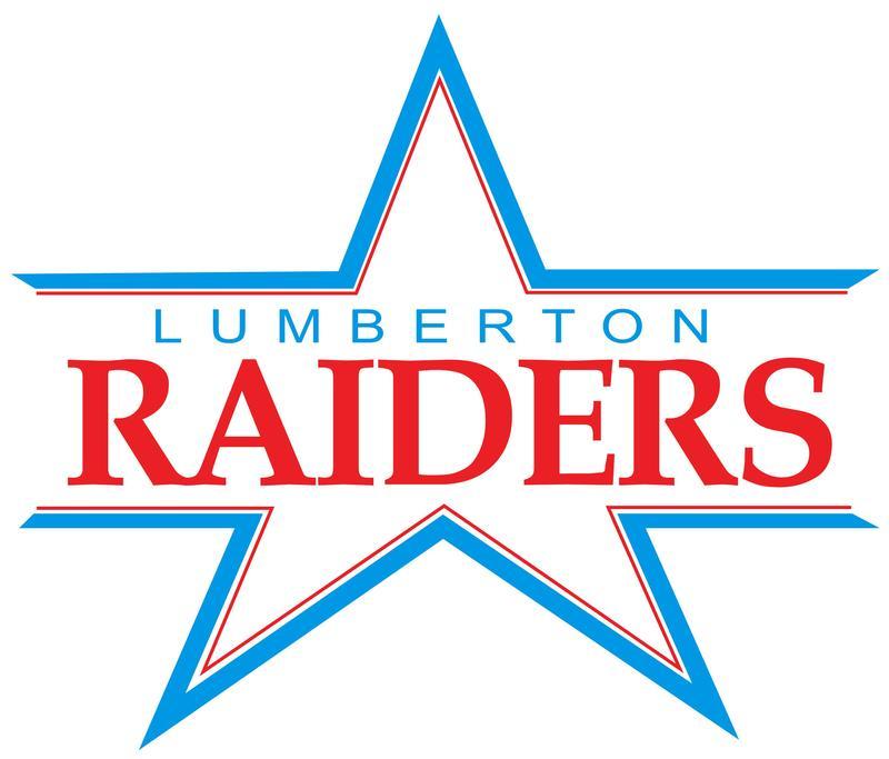 Lumberton Raiders Star Logo