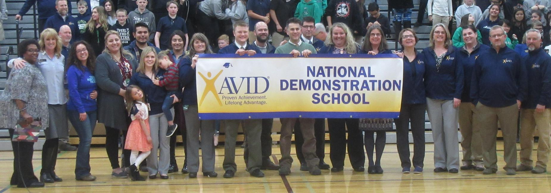 AVID Demonstration School