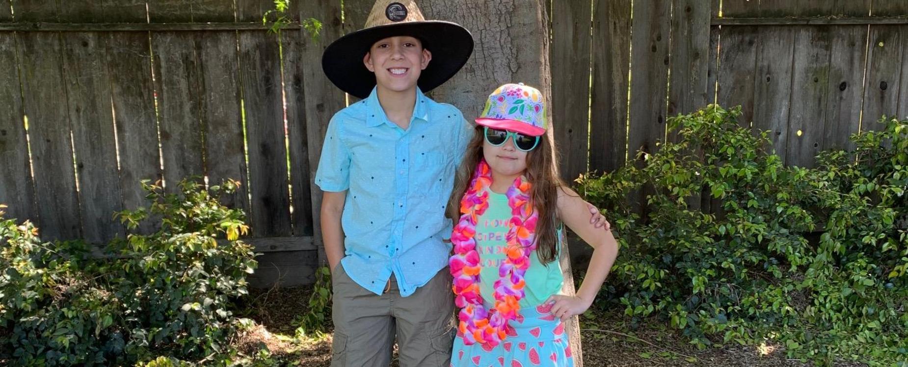 Tourist Day dress up day