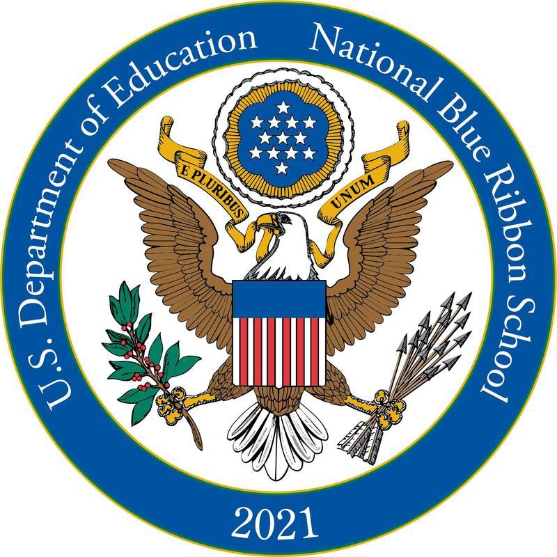 National blue ribbon school 2021