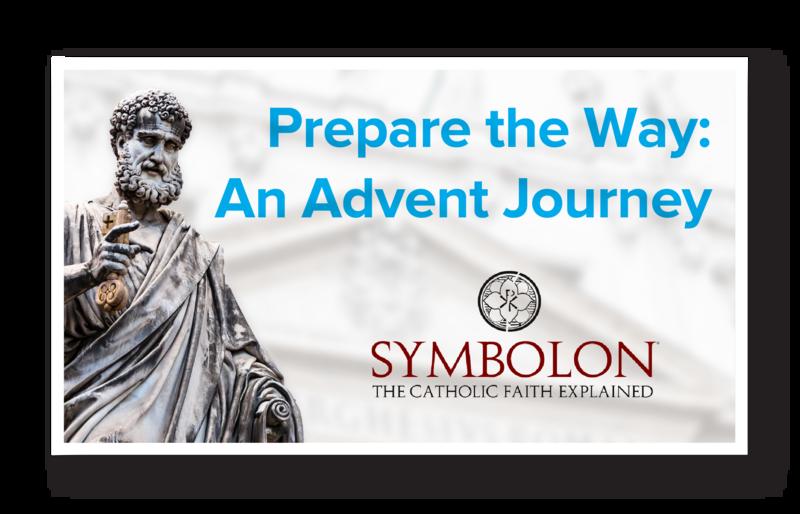 Prepare The Way Parish-Wide Advent Study Thumbnail Image