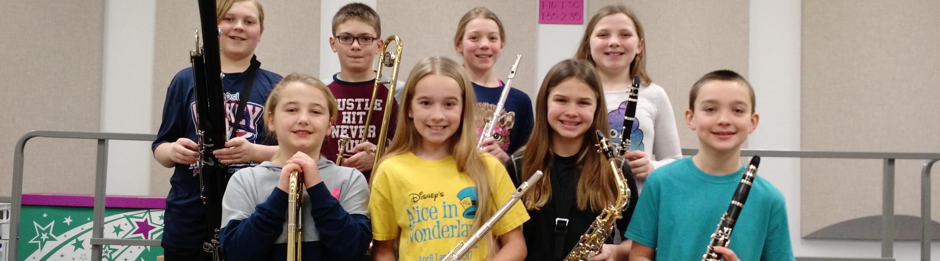 5th grade solo festival