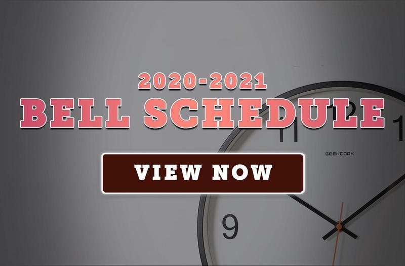 Glenview Bell Schedule (2020-2021)