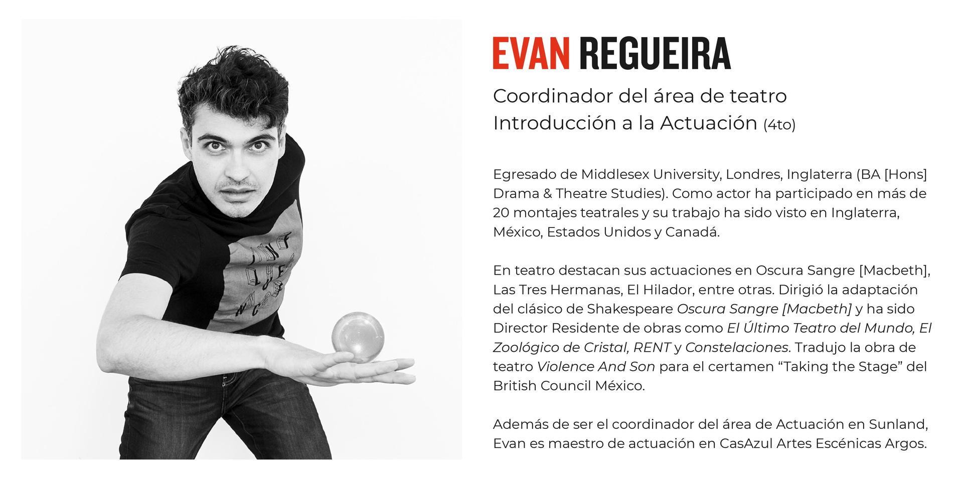 Evan Regueira