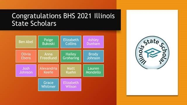 Illinois State Scholars Image