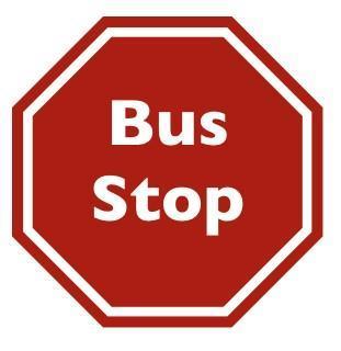 2018-19 WISD Bus Stop Information Thumbnail Image