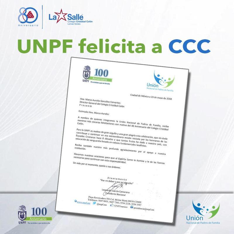 Unión Nacional de Padres de Familia UNPF Thumbnail Image
