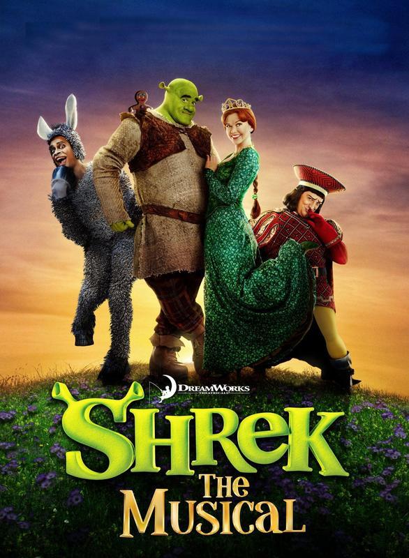 Cast chosen for OLL's spring musical, Dreamworks Shrek the Musical, Jr. Featured Photo