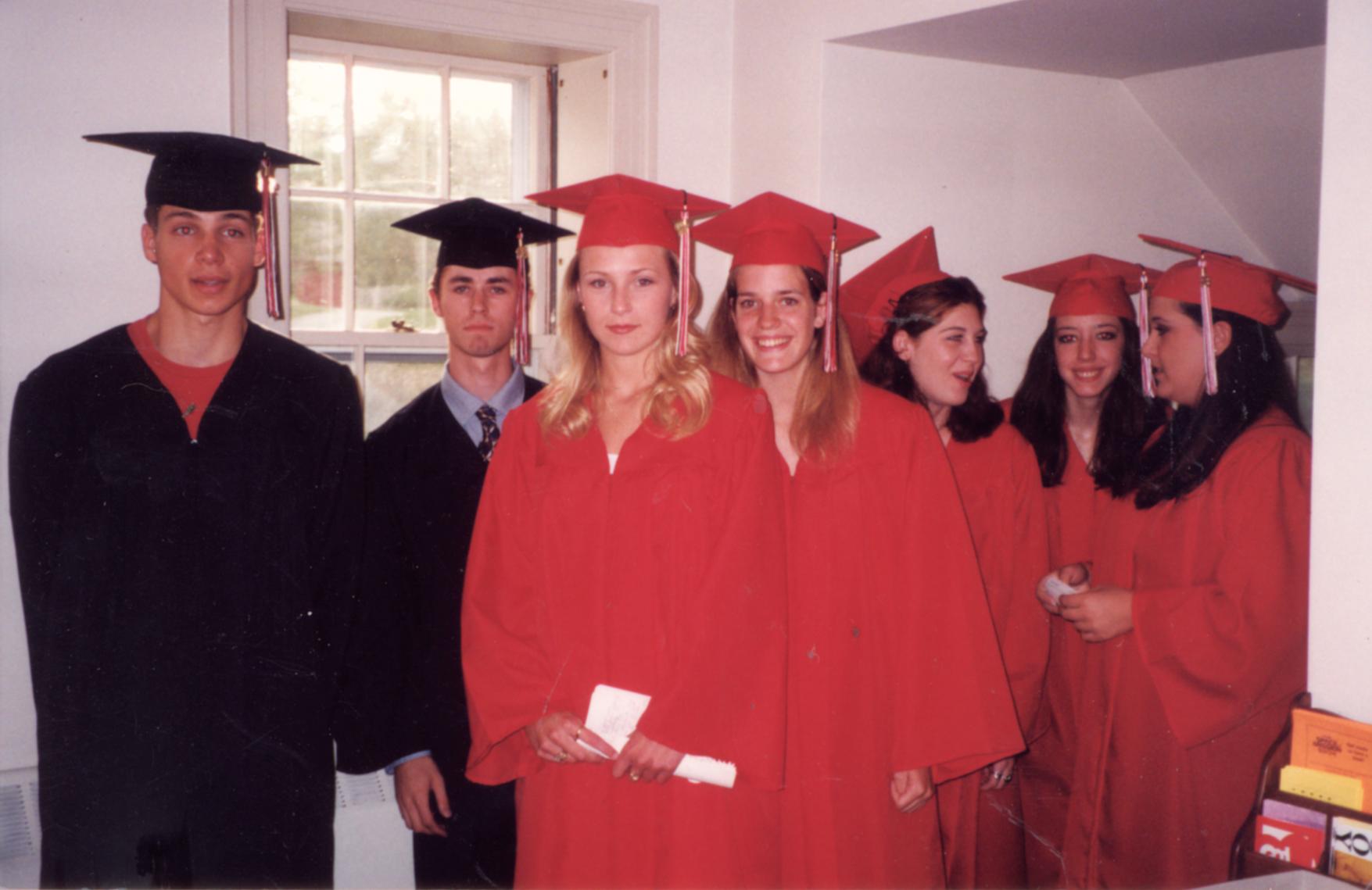 Graduates SSCA