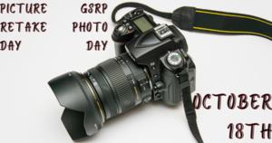 Picture Retake Day Oct 14 2021