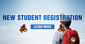 New Student Registration Information 2020-2021