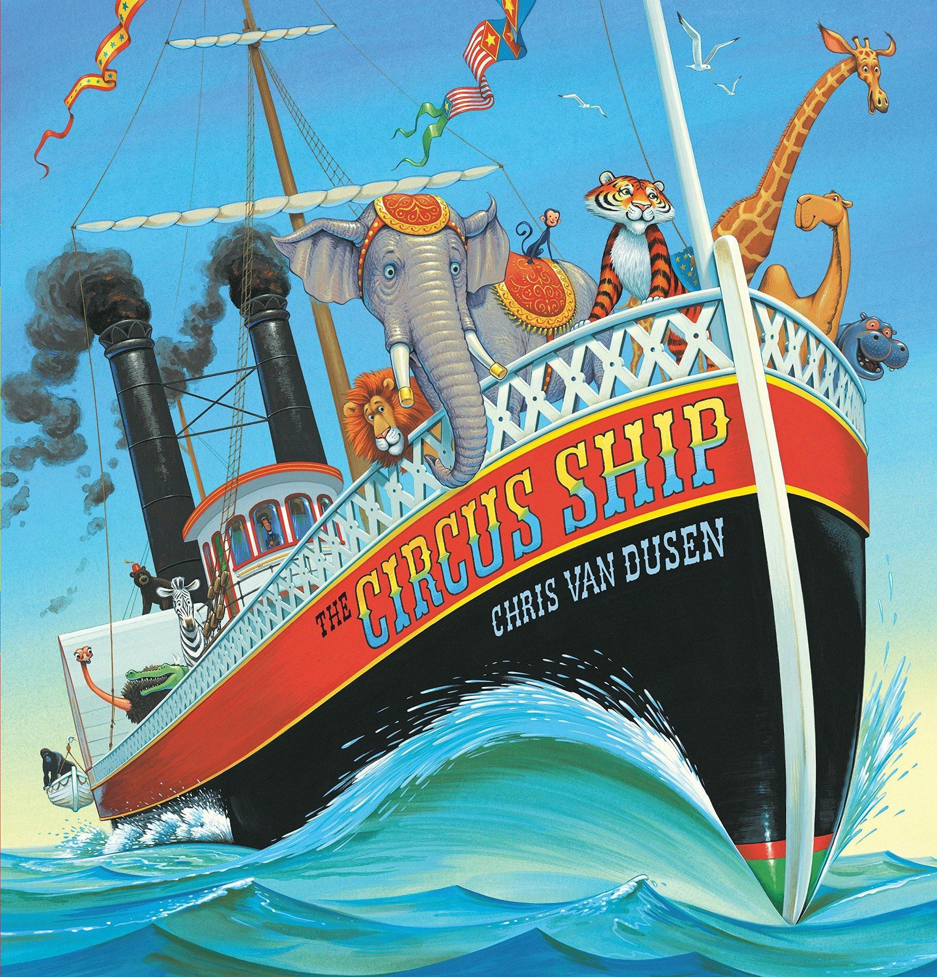 circus ship