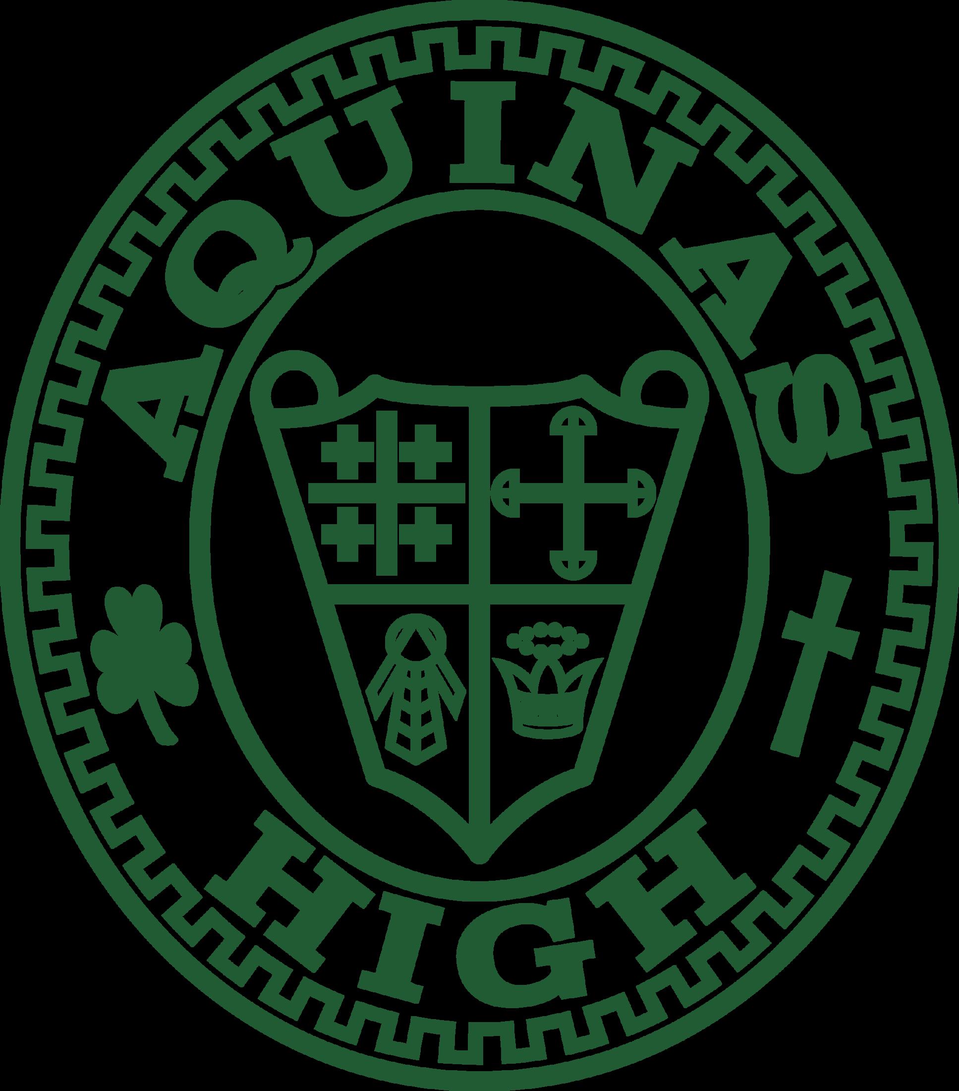 Aquinas High School Seal