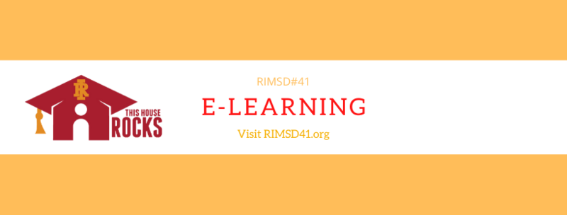 RIMSD#41 E-Learning Featured Photo