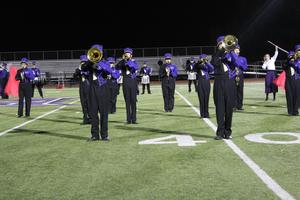 HHS marching band