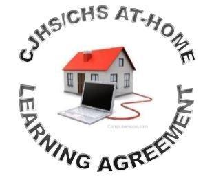 CJHS CHS AT HOME LEARNING AGREEMENT