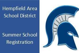 Summer School Registration
